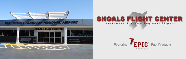 Shoals Flight Center | Northwest Alabama Regional Airport